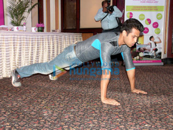 Celebs congregate for Global Wellness Day celebrations