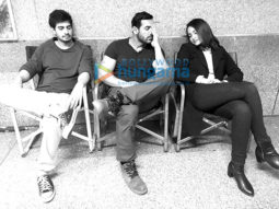 On The Sets Of The Movie Force 2