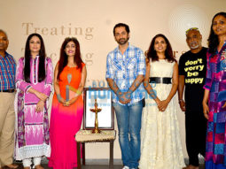 Gracy Singh, Vinod Kambli, Shibani Kashyap & others at The Other Song's free diabetes workshop