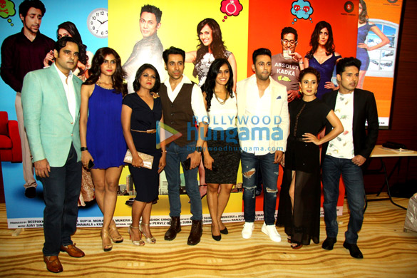 Monjoy Joy Mukerji, Divya Choksey, Jayaka Yagnik, Nilesh Lalwani, Sahil Anand, Niyati Joshi, Sarah Far, Herry Tangri