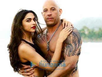 Deepika Padukone, Vin Diesel