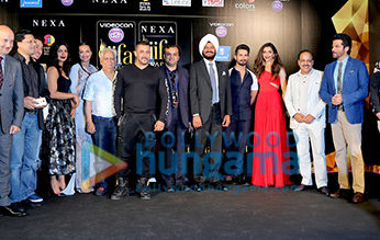 Press conference of IIFA 2016 in Madrid