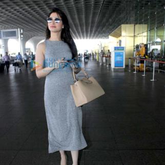 John Abraham, Shraddha Kapoor & Tamannaah Bhatia snapped at the airport