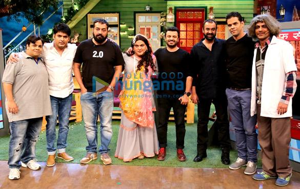 Promotions of 'Raman Raghav 2.0' on The Kapil Sharma Show