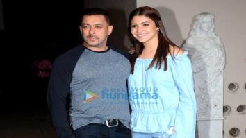 Salman Khan & Anushka Sharma promote 'Sultan'