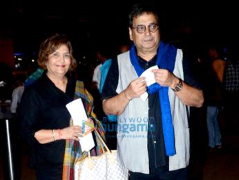 Sonakshi Sinha, Karan Singh Grover, Bipasha Basu & others depart for IIFA 2016