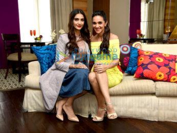Sonam Kapoor at 'The Tara Sharma' show