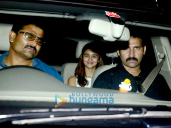 Special screening of 'Sairat' hosted by Karan Johar