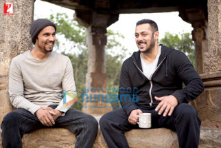 On The Sets Of The Movie Sultan