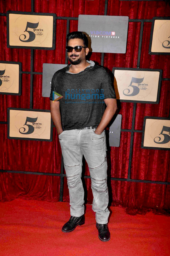 Celebs grace Viacom Motion Pictures 5th year celebrations