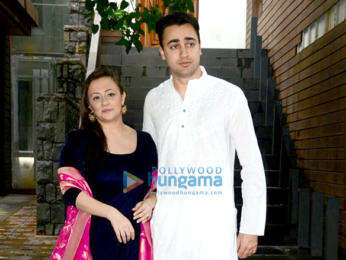 Aamir Khan, Imran Khan & Family snapped on occasion of Eid