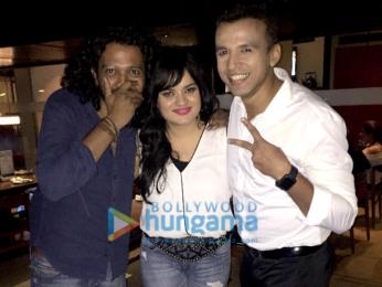 Singer Aditi Singh Sharma celebrates her birthday