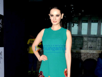 Evelyn Sharma & Anita Dongre at LFW model auditions