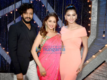Promotions of 'Great Grand Masti' on the sets of Madhuri Dixit's SYTYCD