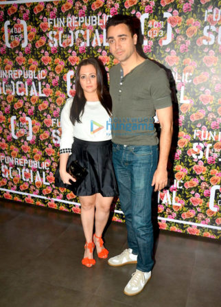 Imran Khan, Shriya Saran, Manasvi Mamgai and many more at Fun Republic Social launch