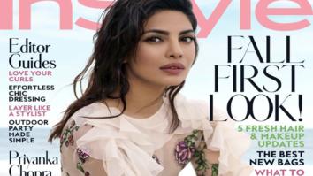 Priyanka Chopra On The Cover Of Instyle