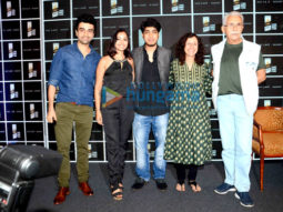 Media interaction & screening of short film Interior Cafe - Night