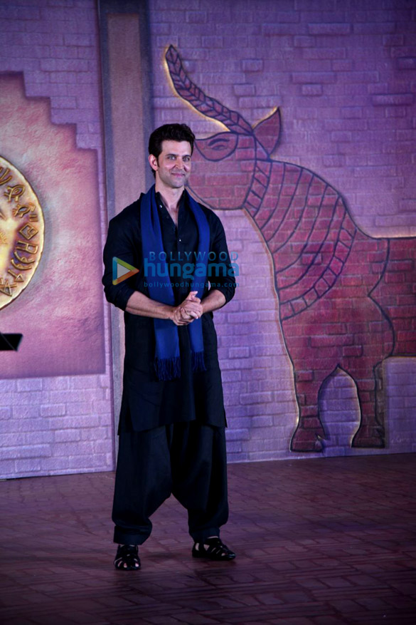 Media meet of Ashutosh Gowariker's 'Mohenjo Daro'