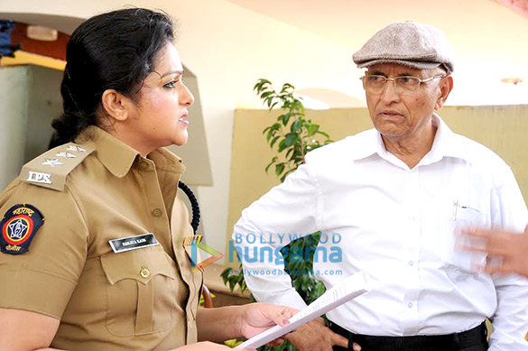 On The Sets Of The Movie Murder Madhuri