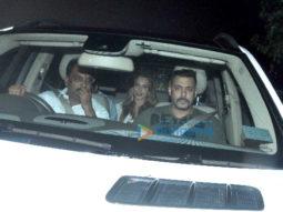 Anushka Sharma, Katrina Kaif, Iulia Vantur and many more grace the special screening of 'Sultan' hosted by Salman Khan