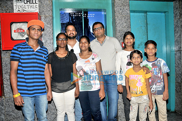 Special screening of 'Sultan' for the children of Ashraya Initiative