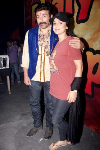Sunny Deol, Preity Zinta