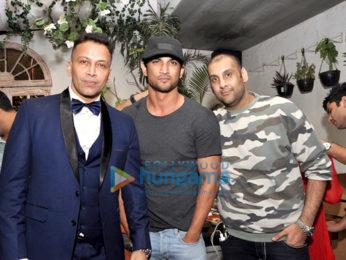 Sushant Singh Rajput, Rajkummar Rao, Sohail Khan, Ekta Kapoor grace the launch of 'Mirabella Bar & Kitchen'