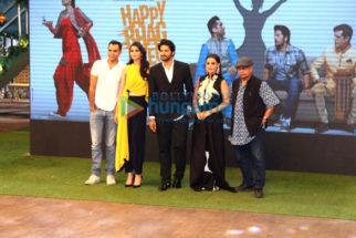 Trailer launch of 'Happy Bhag Jayegi' on The Kapil Sharma Show