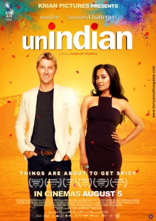 First Look Of The Movie Un-Indian
