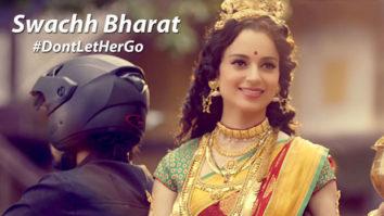 Amitabh Bachchan, Kangana Ranaut Come Together For Swachh Bharat Abhiyaan