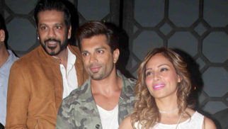 Anil Kapoor, Bipasha Basu, Farah Khan At The Birthday Bash Of Rohini Iyer