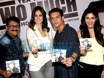 Audio release of the film 'Yea Toh Two Much Ho Gayaa'