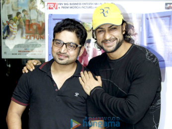 Celebs grace the special screening of 'Love Ke Funday'