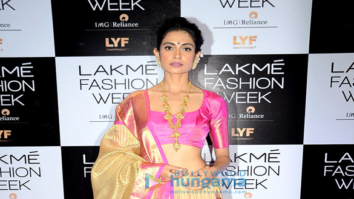Celebs on Lakme Fashion Week 2016 red carpet - Day 2