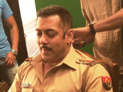 On The Sets Of The Film Dabangg 3
