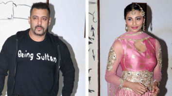 Salman Khan At The Premiere Of Daisy Shah's Debut Play 'Begum Jaan'