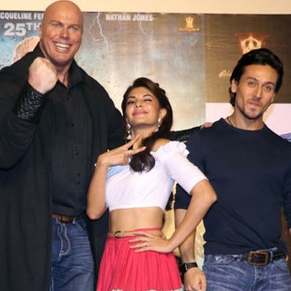 Trailer Launch Of 'A Flying Jatt'