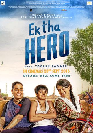 Theatrical Trailer Ek Tha Hero