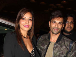 'Happy Couple' Bipasha Basu-Karan Singh Grover's Exclusive At IIFA Awards, Madrid