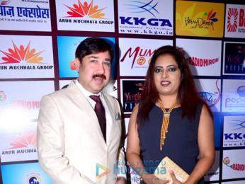 Jackie Shroff, Kainaat Arora & Preeti Jhangiani grace 5th TIIFA awards announcement ceremony