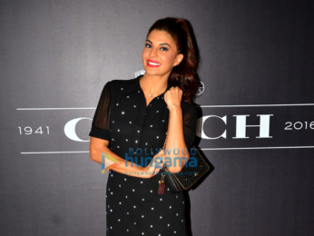 Jacqueline Fernandez graces the launch celebrations of Coach