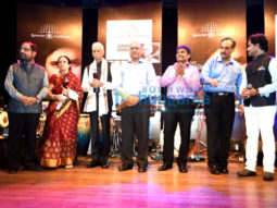 Johnny Lever graces Javed Ali's music concert