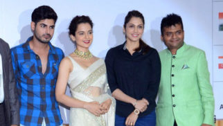 Kangana Ranaut Launches The Short Film 'Don't Let Her Go!'
