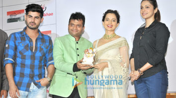Kangna Ranaut launches short film 'Don't let her go' for Swachh Bharat campaign