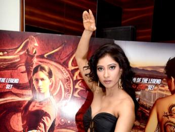 Media interaction of film 'Waarrior Savitri'