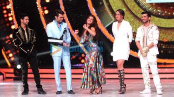 Promotion of 'Akira' on the sets of Jhalak Dikhhla Jaa 9