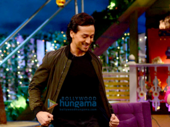 Promotions of 'A Flying Jatt' on the sets of The Kapil Sharma Show