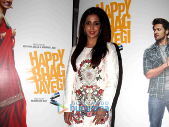 Promotions of 'Happy Bhag Jayegi' with the star cast