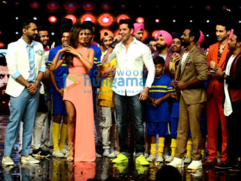 Promotions of 'Mohenjo Daro' on the sets of 'Dance +'