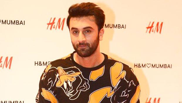 Ranbir Kapoor At 'H&M' Store Launch